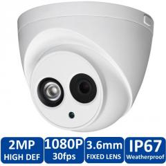 CCTV kamera sistemləri- AHD, HD TVİ/CVİ/SDİ, HD İP kameralar