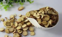 Dry licorice root