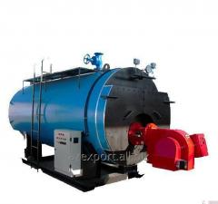 1,600,000 kcal / h LMBQ 3000 STEAM Boiler