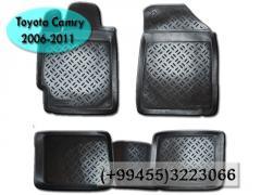 Toyota Camry 2006-2011 üçün ayaqaltılar.  Коврики для Toyota Camry 2006-2011.