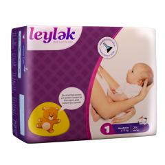 Leylək детские подгузники 1(25)