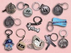 Charms metal under the order
