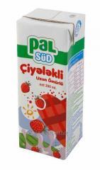 حليب الفراولة (200 مل)