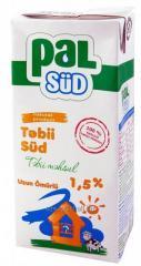 1.5 жира  UHT молоко ( 1 литр )