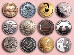 Coins under the order