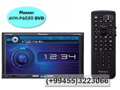 Pioneer AVH-P6050 DVD.