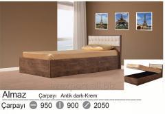 """""""Almaz"""" bed"""