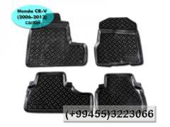 Honda CR-V 2006-2012 üçün ayaqaltılar.  Коврики для Honda CR-V 2006-2012.