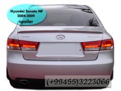 Hyundai Sonata NF 2004-2009 üçün baqaj spoyler.  Спойлер для Hyundai Sonata NF 2004-2009.