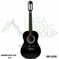 Гитары Barcelona LC 3900 BK
