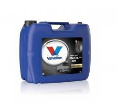 Жидкость для механической трансмиссии Valvoline Heavy Duty Gear Oil PRO 75W-80 Long Drain