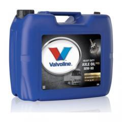 Жидкость для механической трансмиссии Valvoline Heavy Duty Gear Oil PRO 80W