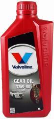 Масло для механических трансмиссий Valvoline Gear Oil 75W-80 RPC