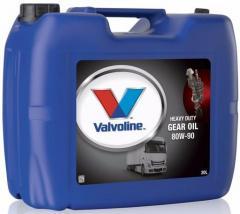Масло для механических трансмиссий Valvoline Heavy Duty Gear Oil 80W-90