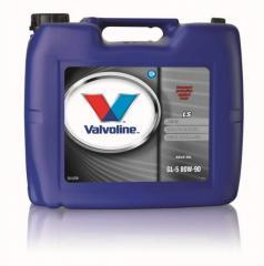 Масло для мостов Valvoline Heavy Duty Axle Oil 80W-90