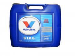 Масло для сельскохозяйственной техники Valvoline STOU SAE 10W-30