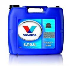 Масло для сельскохозяйственной техники Valvoline STOU SAE 15W-40