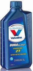 Полусинтетическое моторное масло для 2-тактных двигателей цепных пил DuraBlend Chainsaw 2T