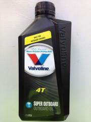 Масло для подвесных моторов Super Outboard 4T