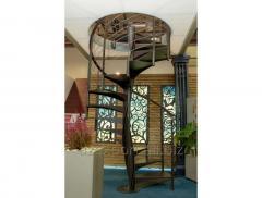 Лестницы, ступени и перила