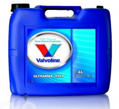 Гидравлическое масло для промышленного и землеройного оборудования Valvoline HVLP 46