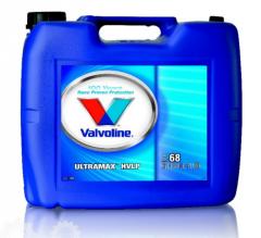 Гидравлическое масло для промышленного и землеройного оборудования Valvoline HVLP 68