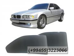BMW E38 üçün yan pərdələr.  Боковые шторки для BMW E38.