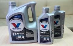 Моторное масло для легковых автомобилей SynPower 0W-40