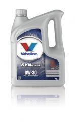Моторное масло для легковых автомобилей SynPower FE 0W-30