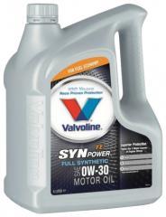 Моторное масло для легковых автомобилей SynPower DT C2 0W-30