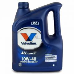 Всесезонное моторное масло для легковых автомобилей All-Climate Extra 10W-40