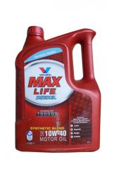 Высококачественное синтетическое моторное масло MaxLife Diesel 10W-40