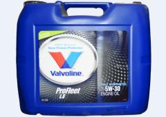 Синтетическое моторное масло для грузовой техники ProFleet LS 5W-30