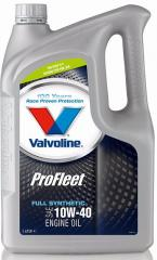 Синтетическое моторное масло для грузовой техники ProFleet 10W-40