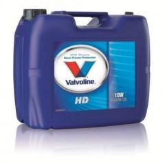 Высококачественное стандартное моторное масло для тяжелых условий эксплуатации HD 10W