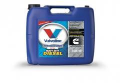 Моторное масло для дизельных двигателей Premium Blue 8100 15W-40