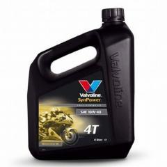 Моторное масло для четырехтактных двигателей SynPower 4T 10W-40