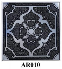 Алюминиевые потолочные плиты 2017