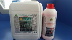 Antifiriz Greencool 5010 - 3010 Baki. Охлаждающая жидкость
