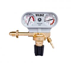 Редуктор для смеси газа с защитным устройством, серия Proreg 5300