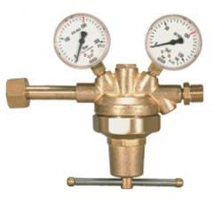 Редуктор высокого давления для сухого воздуха 100 бар, Maxireg