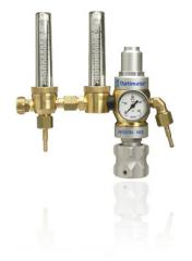 Регулятор-расходомер для экономии газа II