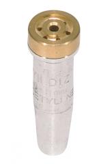 Наконечник резака № 6 - ацетилен, 100-175 мм