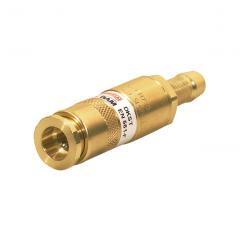 Клапан огнепреградительный DKST до горелки, кислород с быстроразъёмным соединением