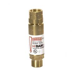 Клапан огнепреградительный DGN для редуктора - кислород