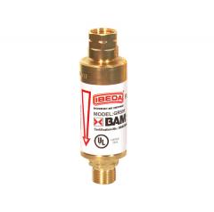 Клапан огнепреградительный GRS91 для редуктора, природный газ