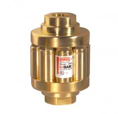 Клапан огнепреградительный Simax для главной линии газоснабжения, горючий газ, с большой пропускной способностью