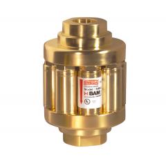 Клапан огнепреградительный Simax для главной линии газоснабжения, кислород, с большой пропускной способностью