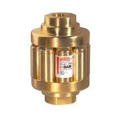 Клапан огнепреградительный Simax для главной линии газоснабжения, природный газ, с большой пропускной способностью