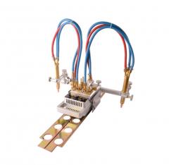 Автоматическая рельсовая машина для резки Рок 104 с двойным резаком + наконечник резака